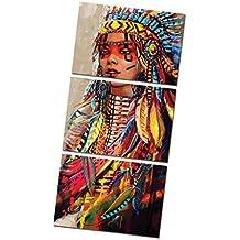 Amazones Cuadros De Indios