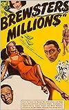 Brewster's Millions (English Edition)