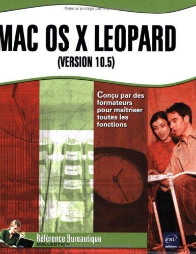 Mac OS X Leopard (version 10.5)
