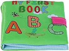 Goolsky Coolplay Libro de Tela No tóxico Tela Suave Lavable Juguetes de Bebé Educación Inicial Aprendizaje Desarrollo de Inteligencia