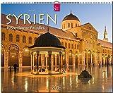 SYRIEN - Das verlorene Paradies: Original Stürtz-Kalender 2018 - Großformat-Kalender 60 x 48 cm