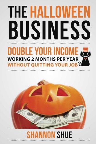 The Halloween Business (English Edition)