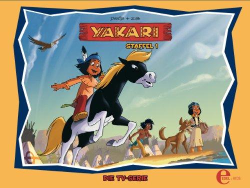 Yakari und Großer Adler