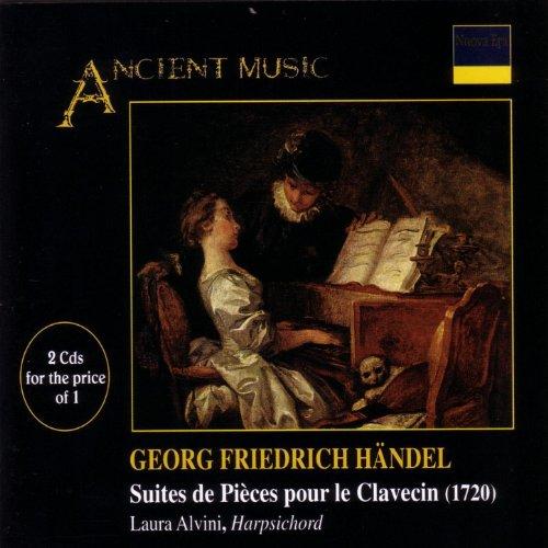 Händel: Suites de Pièces pour ...