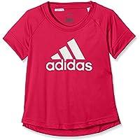 adidas Mädchen Training Logo T-Shirt