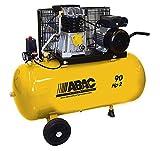 Compresor ABAC B26/90cm290litros Potencia 2HP 230V con kit...