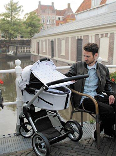 Original Dooky Parasol para carrito y silla de coche