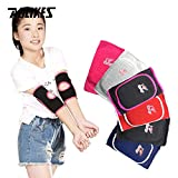 INFIKNIGHTAOLIKES 1 Pair Kids Children Breathable Sports Elbow Pads Support for Outdoor Roller-Skating Dancing Baketball Football