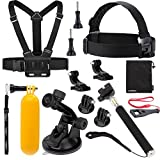 Luxebell 8-in-1 Accessories Kit for Gopr...