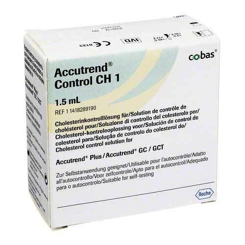 Accutrend Control Ch 1 Lö 1X1.5 ml