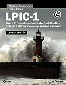 La certificación LPIC-1 ha sido diseñada para evaluar la capacitación de los profesionales de las Tecnologías de la Información utilizando el sistema operativo Linux y las herramientas asociadas a este sistema. Esta completa obra ha sido concebida y ...