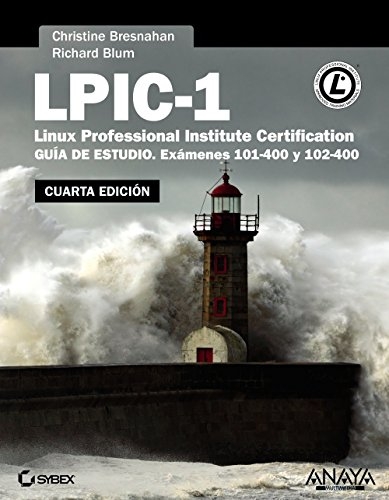 LPIC-1, Linux Professional Institute Certification por Richard Blum