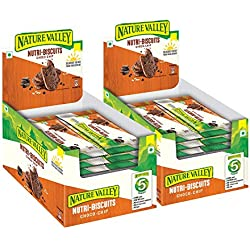 Nature Valley Nutri Biscuit - Choco Chip, 24 x 25 g