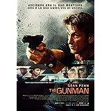 the gunman DVD Italian Import by sean penn