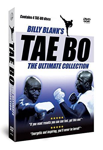 Preisvergleich Produktbild Billy Blanks' Tae Bo: The Ultimate Collection [DVD] [UK Import]