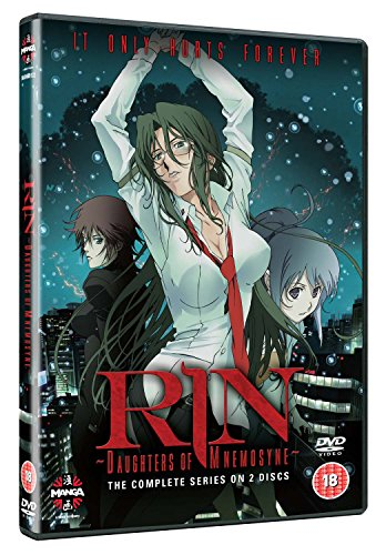 Rin: Daughters Of Mnemosyne: The Complete Series [Edizione: Regno Unito] [Import italien]