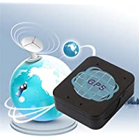 LiDiwee Professional Auto Car GPS Tracker Vehicle Tracking Device Super Long Standby Time GPS Locator Black