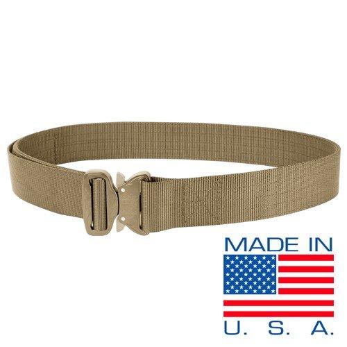 Cobra Tactical Belt S Tan (Condor Tactical Belt)