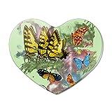 Schmetterlinge Schmetterling Zauberhafte Emergence Tiger Schwalbenschwanz Herz Acryl Kühlschrank Kühlschrank Magnet