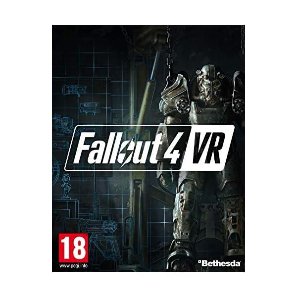 Fallout 4 VR : Standard | PC Code – Steam 51TobfTC3IL
