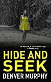 HIDE AND SEEK: on the run, a serial killer lays a trap (The DSI Jeffrey Brandt Murders Trilogy Book 2) (English Edition)