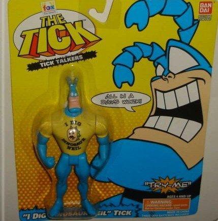 The Tick Tick Talkers