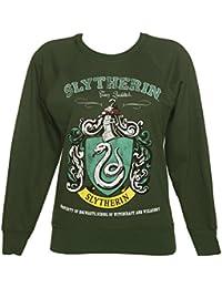 Pull femme Harry Potter quipe de Quidditch de Serpentard