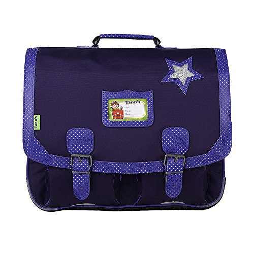 Cartable 41 Bleu Tann's STAR