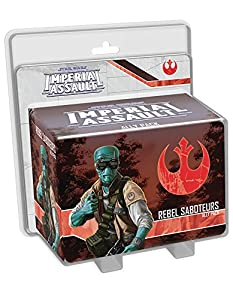 Star Wars: Imperial Assault Rebel Saboteurs Ally Pack