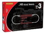 Mehano F103 Gleis-Ergänzungspackung, 40 Stück