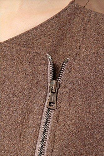 Drykorn Damen Blazer ELY, Farbe: Braun Beige