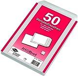 100 (2x 50) Versandtaschen C5 Briefumschläge weiß selbstklebend
