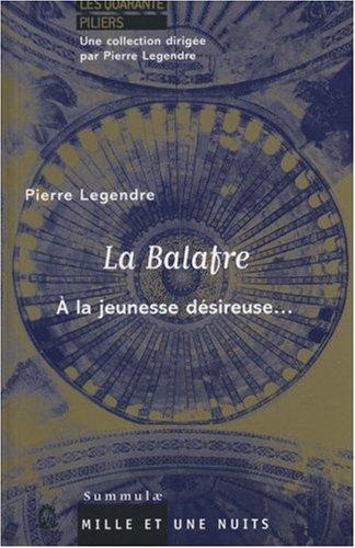 La Balafre : Discours à de jeunes étudiants sur la science et l'ignorance