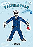 Hampelmann Stock Bastelbogen 'Polizist'