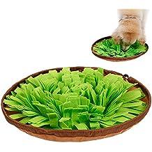 Legendog Mascota Cuenco Creativo Lento Comiendo Anti Gulping Perro Cuenco Perrito Cuenco para Comida