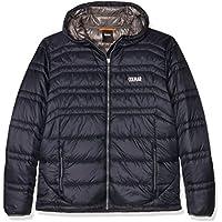Colmar Hombre levity Hooded Evo Down Jacket–Chaqueta de esquí, otoño/invierno, hombre, color azul marino, tamaño XL