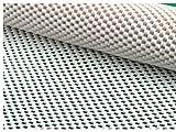 #9: Multi Purpose Pvc Foam Anti-slip Anti-slide Mat- For Fridge, Bathroom, Kitchen, Drawer, Shelf Liner (38x100 cm)+ Free 1ps Brass Horse Shoe Naal for Good Luck