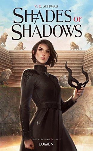 Shades of Shadows par V. e. Schwab