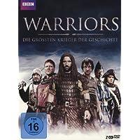 Warriors - Die größten Krieger der Geschichte [2 DVDs]