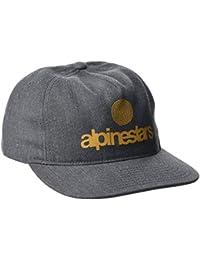 Alpinestars Men's One Vision Men's Logo Flat Bill Hat Baseball Cap