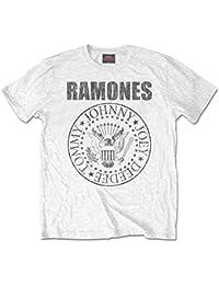 Camiseta Ramones ~ Seal blanco