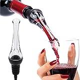 CalMyotis® Wein karaffen dekantierungsausgiesser - Belüften ausgiesser