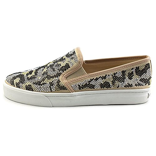INC International Concepts Sammee 2 Toile Baskets Leopard Taupe
