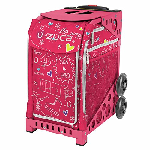 ZÜCA SK8 Pink Rahmen pink