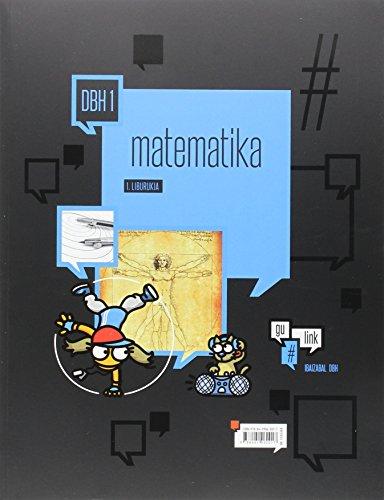 Matematika Dbh 1 (gulink) - 9788491060017