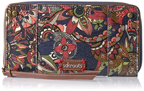 aritst-circle-travel-wallet-midnight-spirit-desert-twin-one-size