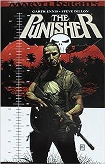 Punisher by Garth Ennis Omnibus (1302907883) | Amazon Products