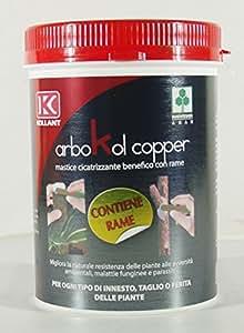 copper arbokol mastic pi ces en cuivre pour 1 kg jardin. Black Bedroom Furniture Sets. Home Design Ideas