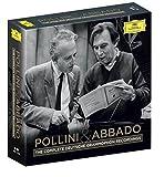 Pollini & Abbado: The Complete Deutsche Grammophon Recordings (Coffret 8 CD)
