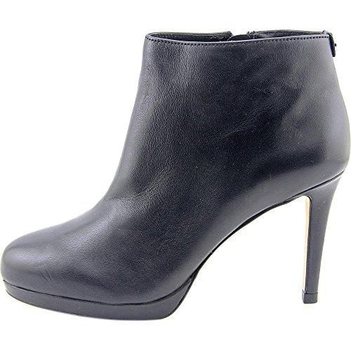 Michael Michael Kors Sammy Ankle Bootie Cuir Bottine Black